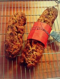 Kastanien-Brot - Rezept