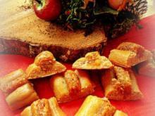 Dattel-Marzipan-Plätzchen - Rezept