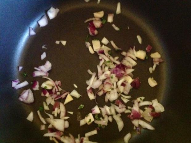 Polenta mit Gemüse aus dem Bratschlauch - Rezept - Bild Nr. 9