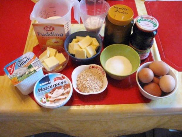 Heidelbeer - Quark - Kuchen - Rezept - Bild Nr. 2