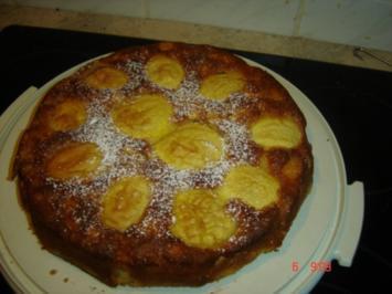 Saftiger Bailey-Apfelkuchen - Rezept