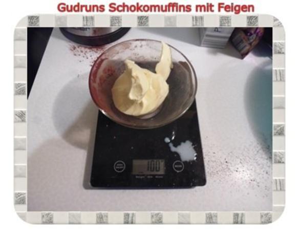 Muffins: Schokomuffins mit Feigen - Rezept - Bild Nr. 7