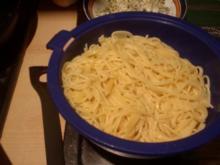 Spaghetti Amalfi - Rezept