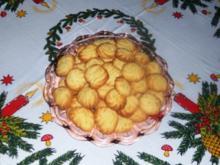 """""""Oma - Friede`s"""" - Feine-Weihnachts-Butterplätzchen - (Rzpt. um 1960) - Rezept"""