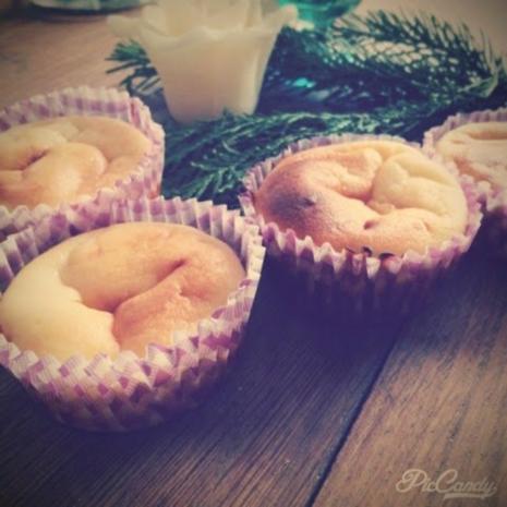 Herrliche leichte Quark-Muffins mit Hefe - Rezept - Bild Nr. 2