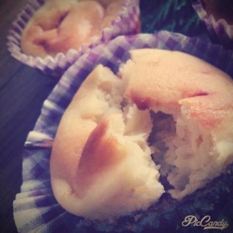 Herrliche leichte Quark-Muffins mit Hefe - Rezept - Bild Nr. 3