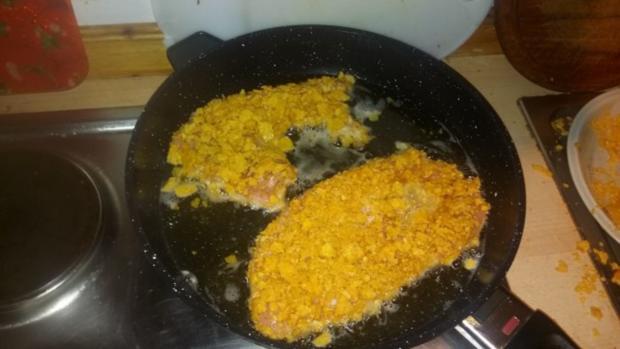 Crunchy Schnitzel - Rezept - Bild Nr. 2