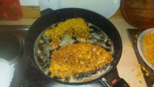 Crunchy Schnitzel - Rezept - Bild Nr. 3