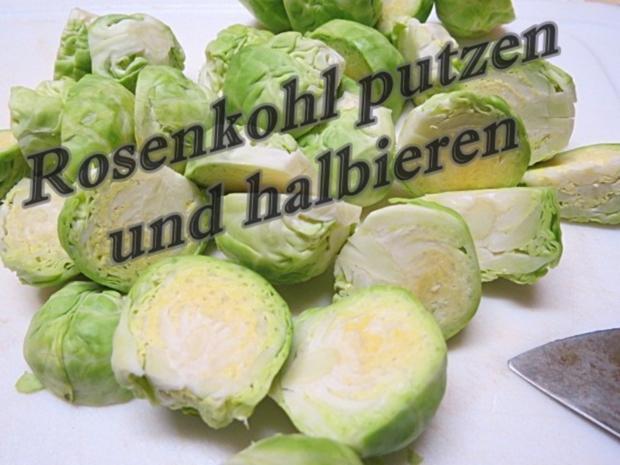 Rosenkohl  – Topf ~ à la Sisserl - Rezept - Bild Nr. 4