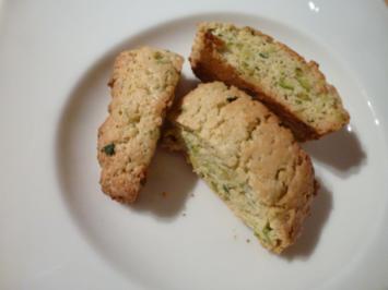 Pistazien-Cantuccini - Rezept