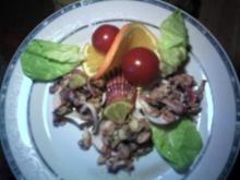 Meeres-Früchte-Salat - Rezept
