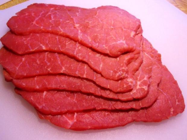 Rinder-Minutensteaks in neuer Form - Rezept - Bild Nr. 3