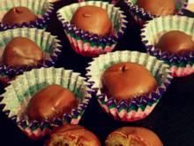 Pralinen: Marzipan-Schokoladen-Feigen - Rezept