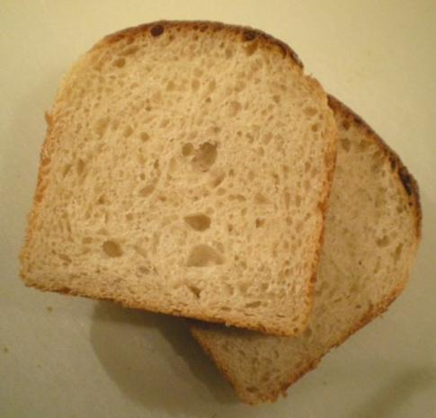 Lachs Toast mit Kapern und Zwiebel - Rezept - Bild Nr. 4