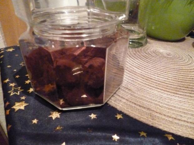 Marzipankugeln, einfach - Rezept