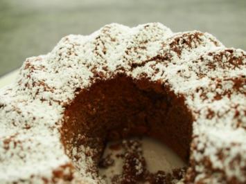 Becherkuchen: Rum- Kokos- Guglhupf - Rezept