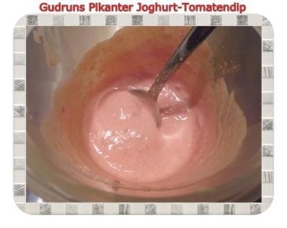 Dip: Pikanter Joghurtdip - Rezept
