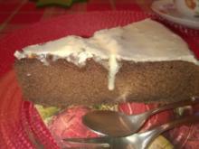 Guinness Schoko Kuchen - Rezept