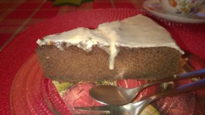 Rezept: Guinness Schoko Kuchen