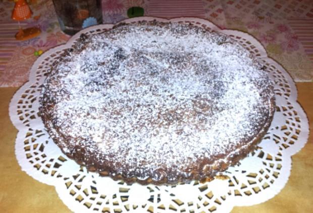 Tarte aux Poires (Birnen-Tarte) - Rezept