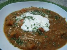 Spitzkohl-Kartoffel-Suppe - Rezept