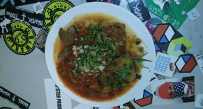 Osso Bucco mit Steinpilzpolenta und Gremolata (Kalbshaxe) - Rezept