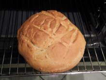 Brot & Brötchen : Reis - Grießbrot - Rezept