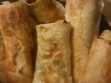 Börek auf marokkanische Art - Rezept