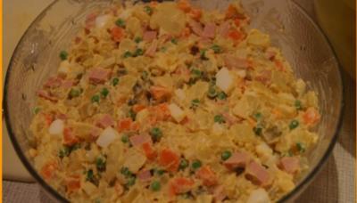 Tschechischer Kartoffelsalat - Rezept