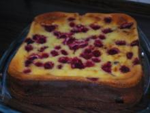 Himbeer-Cheesecake-Brownies - Rezept
