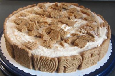 10 Spekulatius Torte Ohne Backen Rezepte Kochbar De