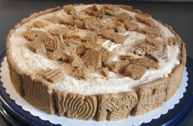 Spekulatius Frischkase Torte Rezept Mit Bild Kochbar De