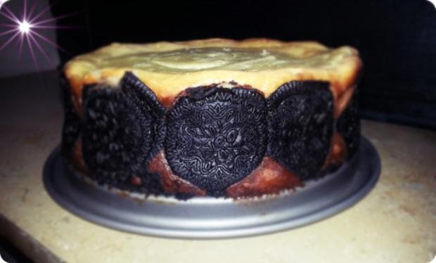 Oreo Cheesecake - Rezept - Bild Nr. 4