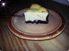Oreo Cheesecake - Rezept
