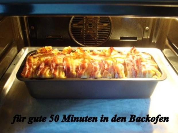 """pikanter """"Königskuchen"""" in Portwein-Sahnesößchen - Rezept - Bild Nr. 16"""