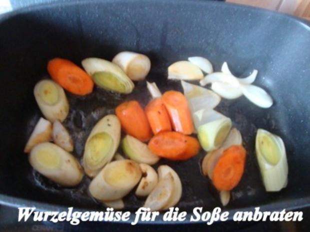 """pikanter """"Königskuchen"""" in Portwein-Sahnesößchen - Rezept - Bild Nr. 17"""