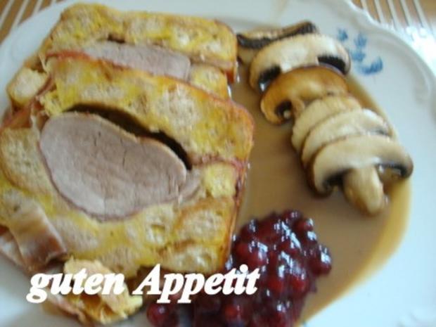 """pikanter """"Königskuchen"""" in Portwein-Sahnesößchen - Rezept - Bild Nr. 22"""
