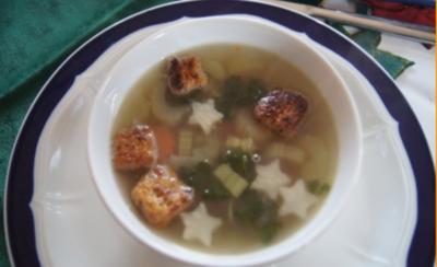 Rezept: Fischsuppe