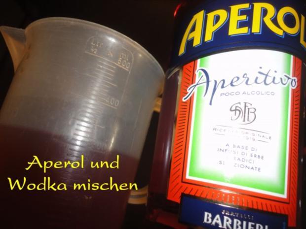 Granatapfel - Vanille - Aperol Likör - Rezept - Bild Nr. 8