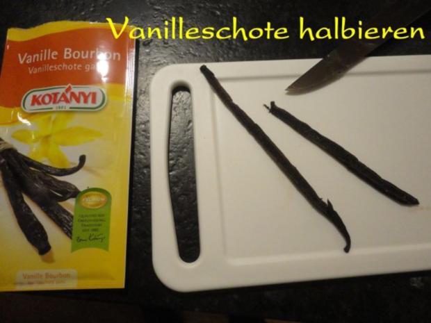 Granatapfel - Vanille - Aperol Likör - Rezept - Bild Nr. 4
