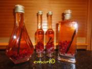 Granatapfel - Vanille - Aperol Likör - Rezept
