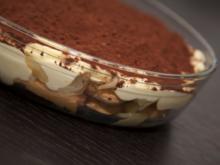 Tiramisu mit Birnen - Rezept