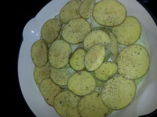 Kohlrabi Kartoffelauflauf - Rezept - Bild Nr. 6