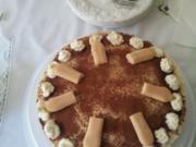 Schokoladentorte á la Tiramisu - Rezept