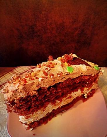 Spekulatius-Torte - Rezept - Bild Nr. 2