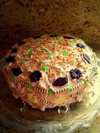 Spekulatius-Torte - Rezept - Bild Nr. 3