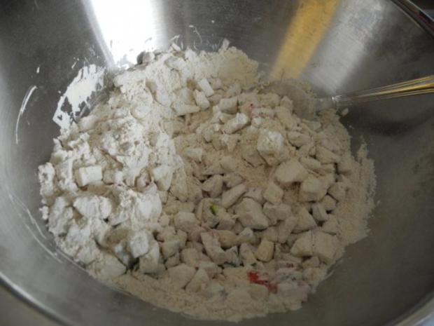 Gemüse - Seitan - Braten zum Silvesterabend - Rezept - Bild Nr. 6
