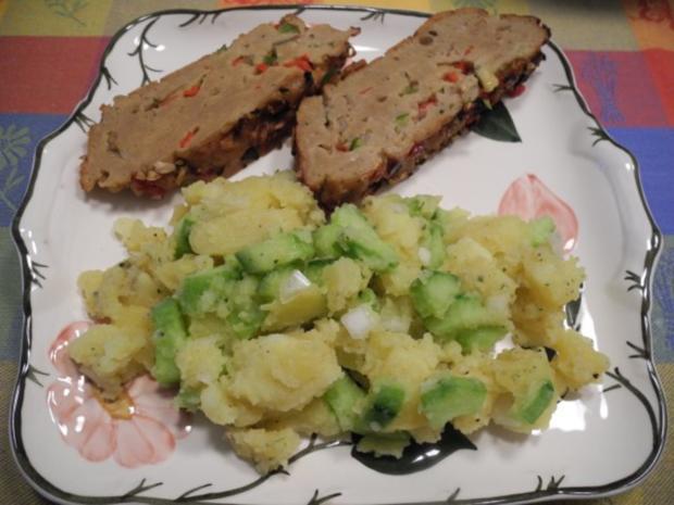 Gemüse - Seitan - Braten zum Silvesterabend - Rezept - Bild Nr. 9