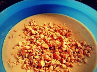 Dip: Indonesische Erdnuss-Sauce - Rezept