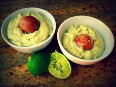 Avocado-Dip ähnlich Guacamole - Rezept